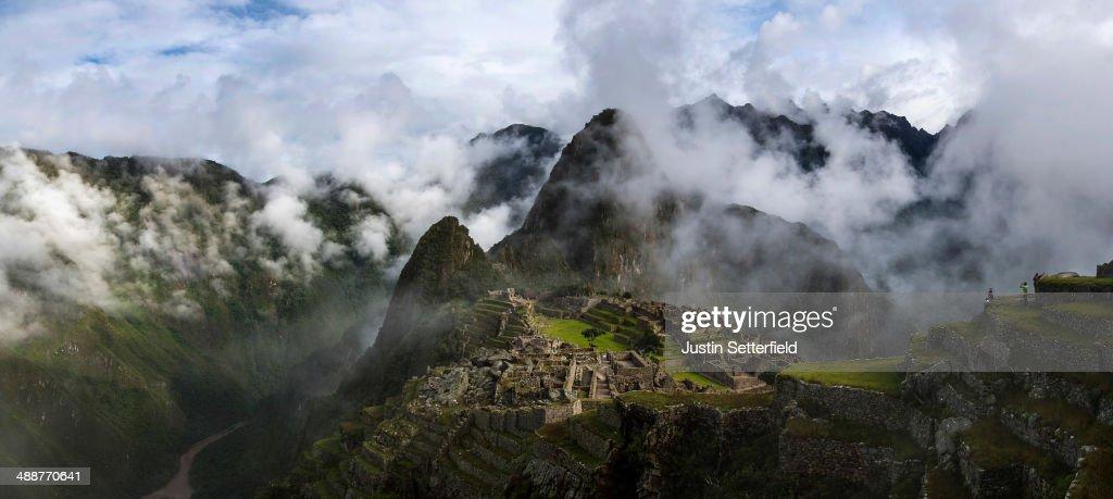 Touring In Peru : News Photo