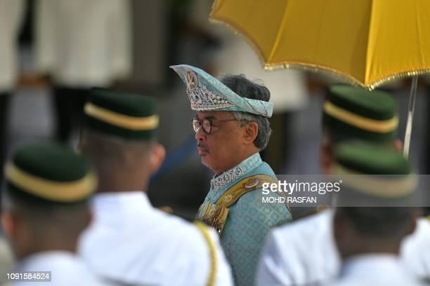 The incoming 16th King of Malaysia the sixth Sultan of Pahang AlSultan Abdullah Ri'ayatuddin AlMustafa Billah Shah Ibni Sultan Ahmad Shah AlMusta'in...
