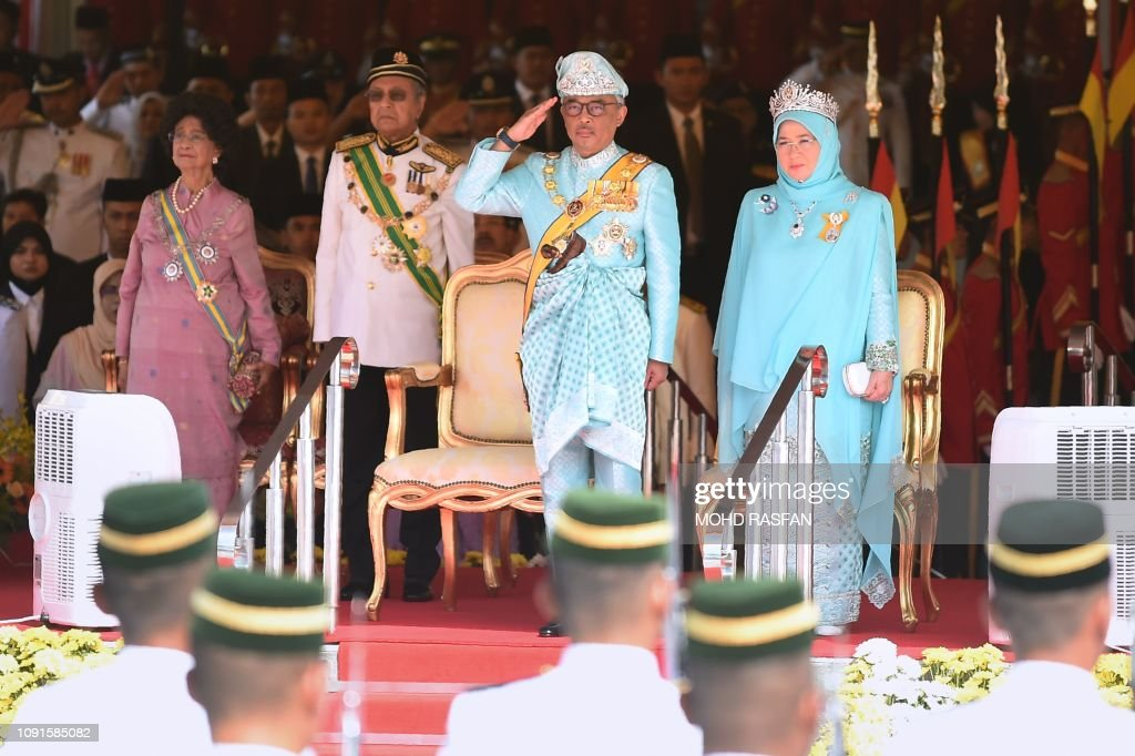MALAYSIA-SULTAN-ROYALS : News Photo