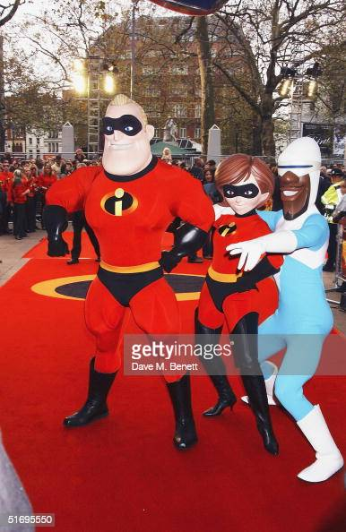 817 The Incredibles 2004 Film Photos And Premium High Res Pictures Getty Images