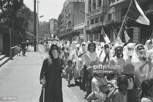 The Independent Algeria Après sept ans de guerre les premiers pas de la paix Dans toute l'algérie aux premières heures de l'indépendance ce fut chez...