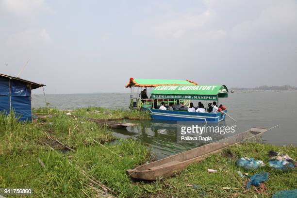 The Indian government has set up its first floating laboratory on a fibre glass boat and housed it in the remote Loktak Lake in the eastern state of...