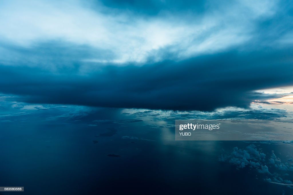 The Indian Ocean : Stock Photo