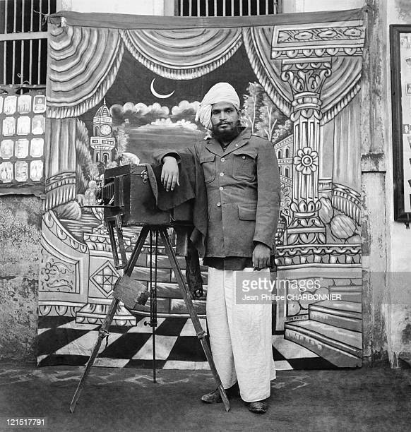 The Indian Photographer In 1952