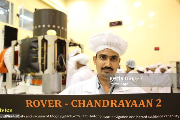 The Indian Space Research Organisation or ISRO is putting finishing touches to India's moonshot called Chandrayaan2 or vehicle to the Moon In an...
