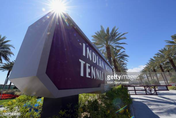 The Indian Wells Tennis Garden remains closed on March 14, 2020 on a day that should have been one of the busiest days of the 2020 BNP Paribas Open...