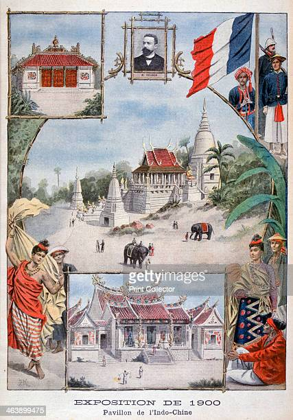 The Indochina pavilion at the Universal Exhibition of 1900 Paris 1900 The Exposition Universelle of 1900 was a world's fair held in Paris France to...