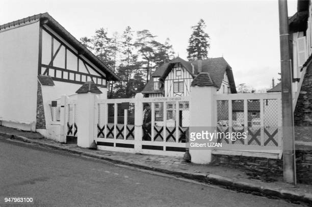 The industrialist Baron Edouard Jean Empain estate near Paris on january 23 1978 Baron Empain was kidnapped in Paris His captor lead by Georges...