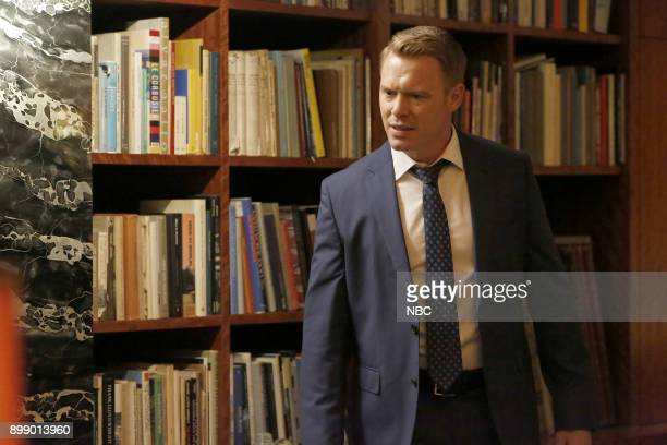 THE BLACKLIST 'The Informant ' Episode 510 Pictured Diego Klattenhoff as Donald Ressler