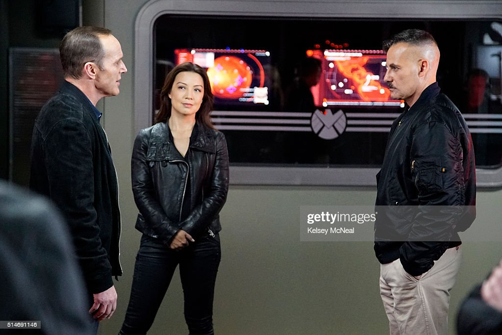 "ABC's ""Marvel's Agents of S.H.I.E.L.D."" - Season Three : News Photo"