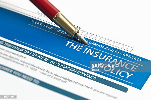 The Insurance Policy