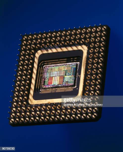 The Intel 486 microprocessor was introduced in 1989 and marked a significant improvement in the processing capacity of computers over that of the...