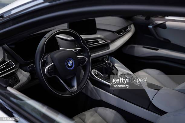 Inside A Bmw Tokyo Bay Showroom Stock Photos And Pictures Getty Images