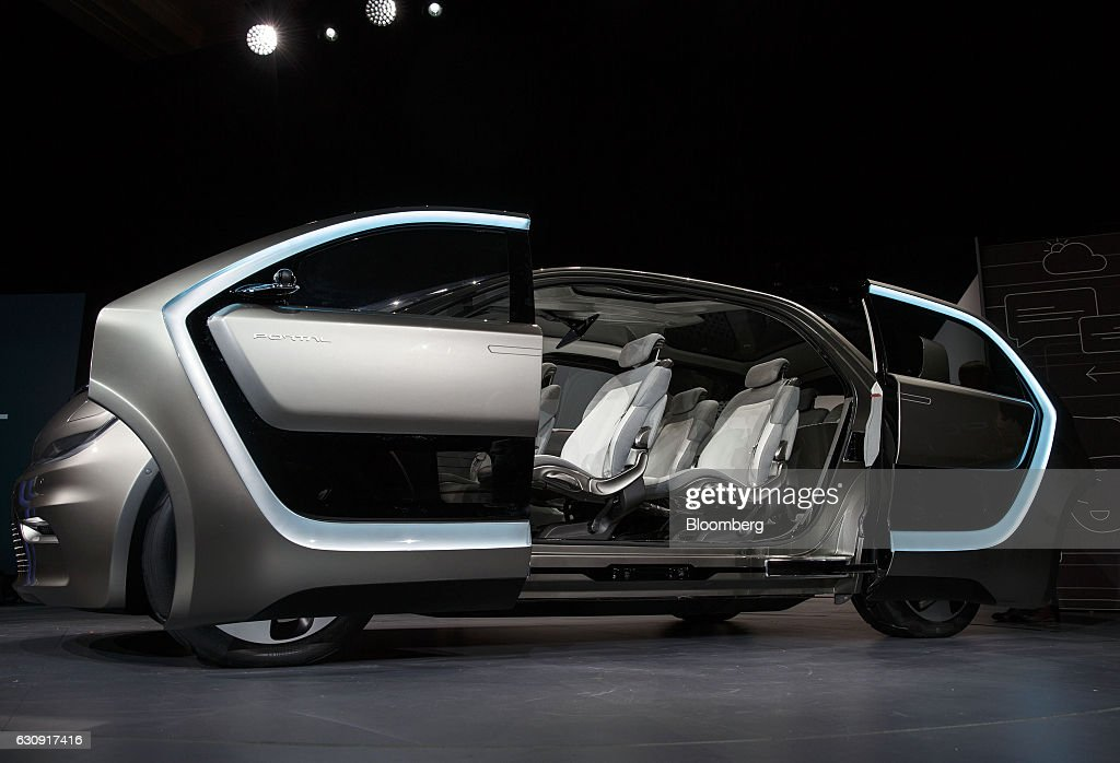 Inside The 2017 Consumer Electronics Show : News Photo