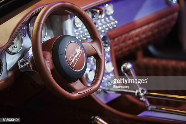 Spyker C8 Stock-Fotos und Bilder | Getty Images