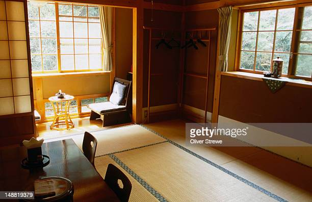 The interior of one of the rooms at Kochi's, Ichinomata Keikou Onsen and Hot Spring.