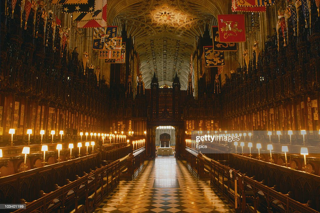 The 15th century church will allow for a smaller scale royal wedding compared with Westminster Abbey and St Paul's Cathedral.
