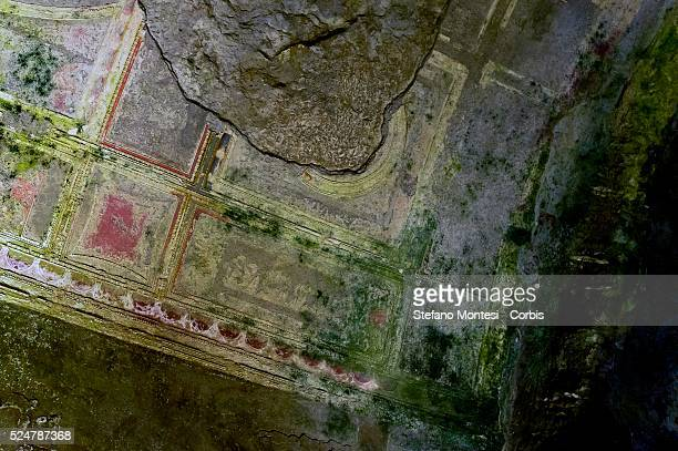 The interior of the Domus Aurea damaged by water infiltration The Ministry for Cultural Heritage December 27 2015 has allocated 13 million euro for...