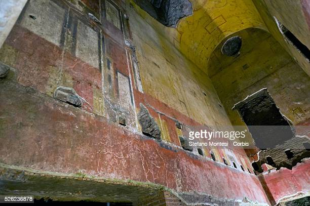 The interior of the Domus Aurea The Emperor's residence has some 30000 m������ of frescoes The Ministry for Cultural Heritage December 27 2015 has...