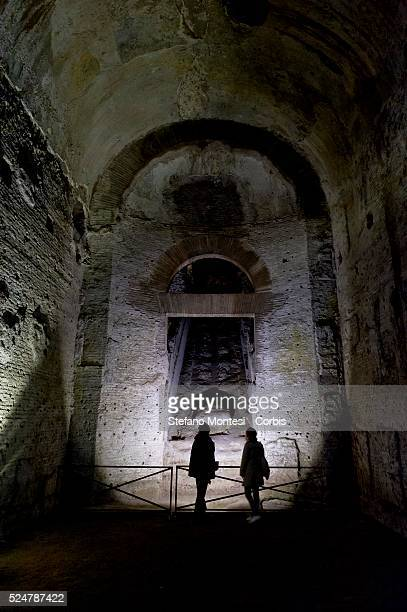The interior of the Domus Aurea The Ministry for Cultural Heritage December 27 2015 has allocated 13 million euro for the restoration of the Domus...