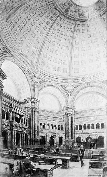 Library Of Congress Wall Art