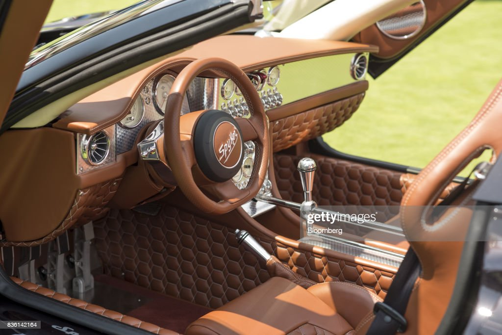 Spyker C8 Stock Photos and Pictures | Getty Images
