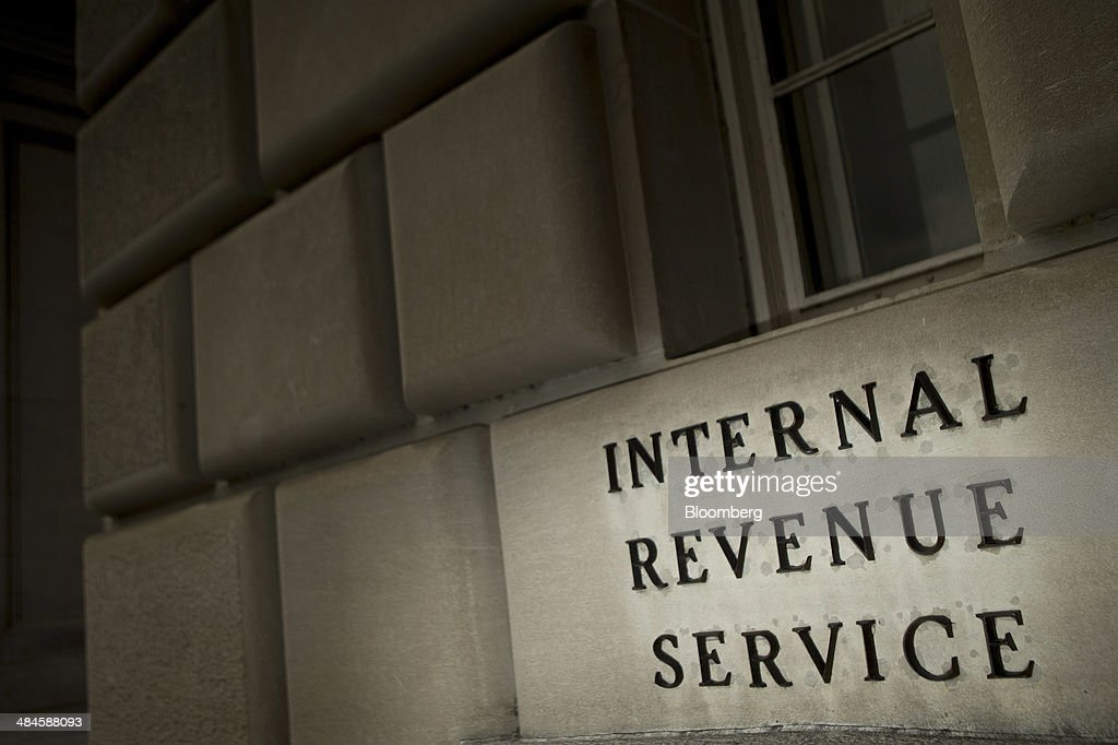 Deadline For Filing 2013 U.S. Taxes April 15 : News Photo