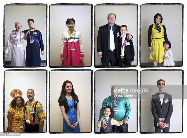 The International Convention of Jehovahs Witnesses is held at Etihad Stadium in Melbourne October 19 2014 The fourday event has attracted more than...