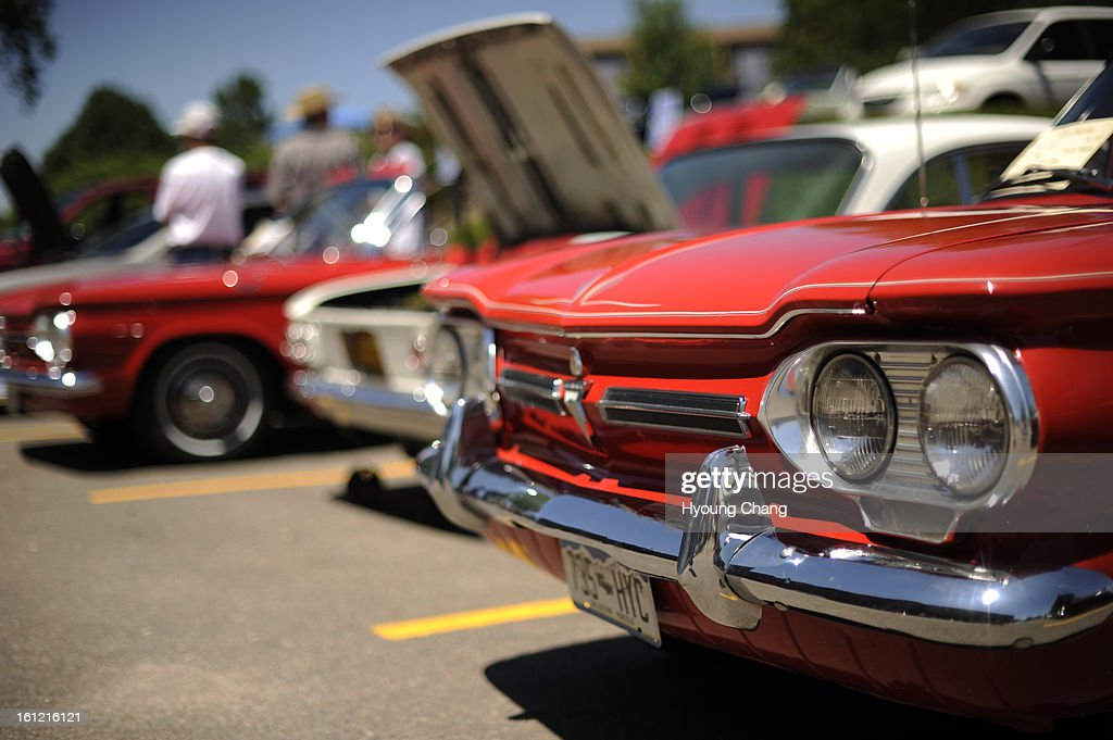The International Corvair Convention is being held in Denver this week at the Double Tree hotel at I-25 and Orchard Rd. The last time the convention was held in Denver was 1981. The event is being sponsored by the local CORSA (Corvair Society of America)