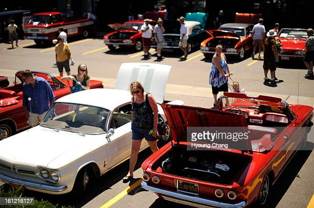The International Corvair Convention is being held in Denver this week at the Double Tree hotel at I-25 and Orchard Rd. The last time the convention...