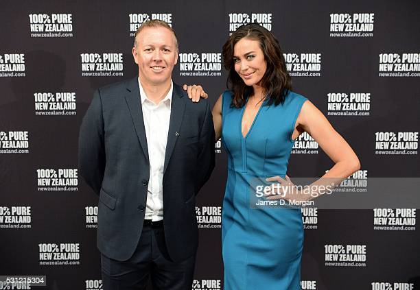 The international model swimwear and homewares designer TV personality and actress Megan Gale announced as the first ever ambassador to promote...