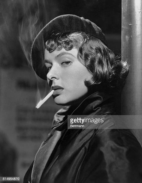 The International Society of Photographic Arts has selected a picture of Ingrid Bergman, made by Charles S. Welbourne, Enterprise Studio...