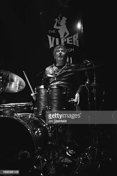 The International Swingers featuring Clem Burke perform at The Viper Room in Los Angeles California on May 17 2013