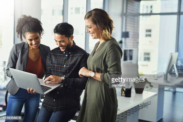 the internet hosts all that they need to succeed - employee stock pictures, royalty-free photos & images