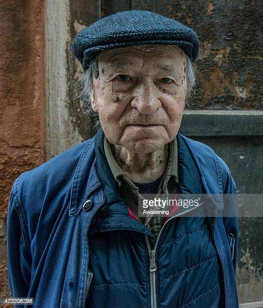 The Internet Saga a two part exhibition of Jonas Mekas digital works at Zuecca Project Space's new gallery Spazio Ridotto and at Burger King Palazzo...