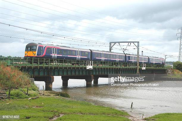 The introduction of Desiro units to the Anglian area occurred shortly before the change of train operator hence the retention of the previous...