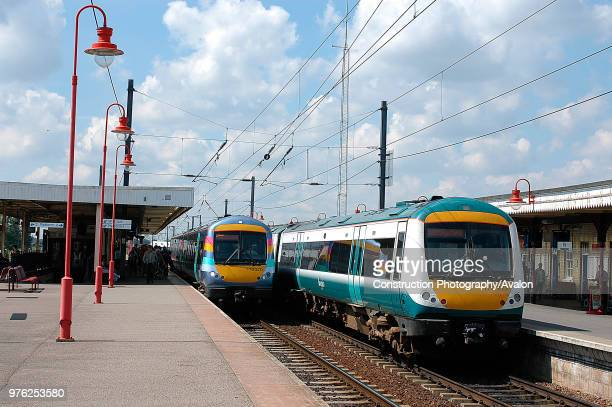 The introduction of Turbostar units has helped to provide new services such as the 4 units dedicated to the Norwich Cambridge hourly service A pair...