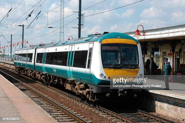 The introduction of Turbostar units has helped to provide new services such as the 4 units dedicated to the Norwich Cambridge hourly service one of...