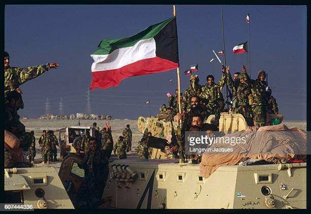 The invasion of Kuwait by Iraqi troops despite warning from countries such as Saudi Arabia USA Kuwait and major European countries has ignited the...