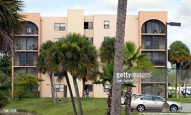 The Inverrary Club Apts. June 10 where Jose Padilla, a man arrested and accused by federal authorities of plotting with al Qaeda terrorists to set...