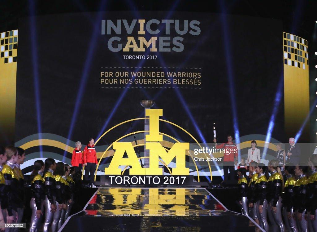 Invictus Games Toronto 2017 - Opening Ceremony : News Photo