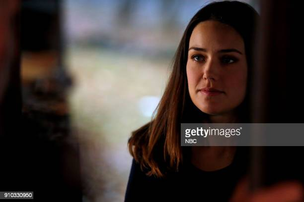 THE BLACKLIST The Invisible Hand Episode 513 Pictured Megan Boone as Elizabeth Keen