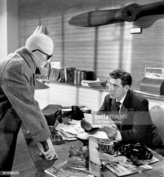 The Invisible Man is the character Dr Peter Brady and Duncan Lamont star in an episode of the CBS Television program The Invisible Man The episode is...