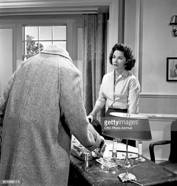 The Invisible Man is the character Dr Peter Brady and Lisa Daniely star in an episode of the CBS Television program The Invisible Man The episode is...
