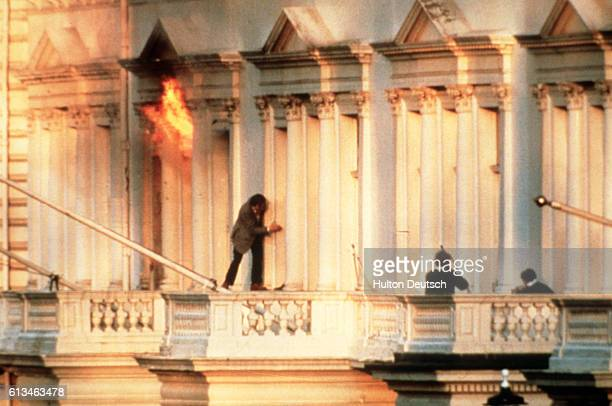 The Iranian Embassy Siege London 1980