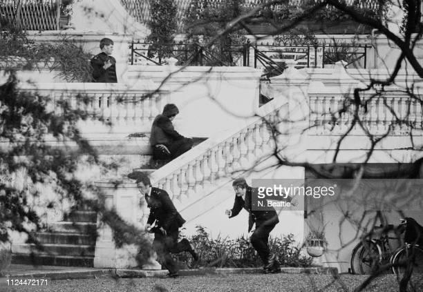 The Iranian Embassy siege London UK 1st May 1980