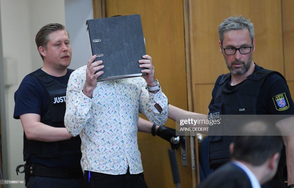 GERMANY-IRAQ-JUSTICE-TRIAL : Nachrichtenfoto