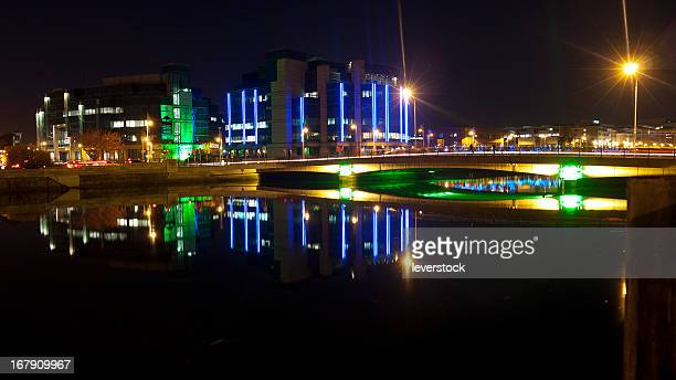 The Irish Financial Services Centre, Dublin