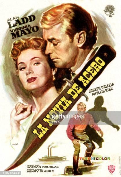 Virginia Mayo Alan Ladd bottom Alan Ladd 1952