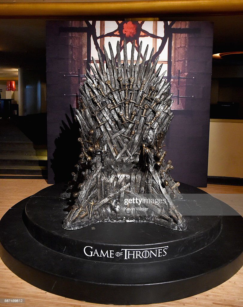 """Game Of Thrones"" Live Concert Experience Announcement Event : News Photo"